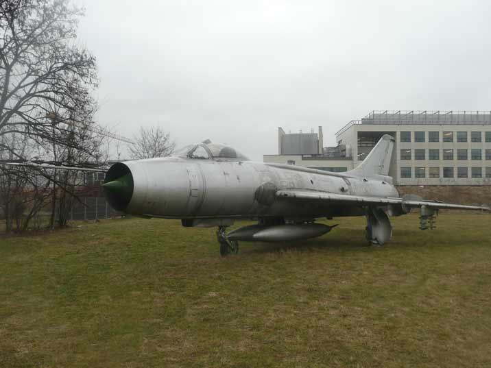 The Su-7 was the main Soviet fighter-bomber aircraft of the 1960s