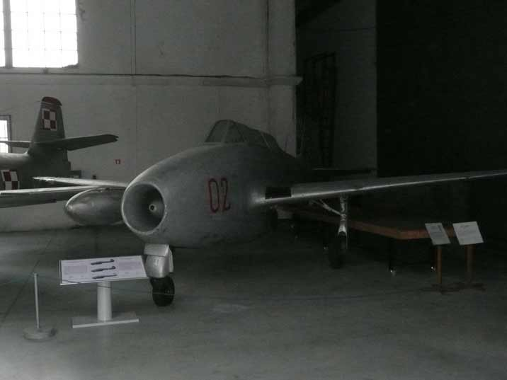Yak-17UTI, the Soviets most produced and used early jet trainer