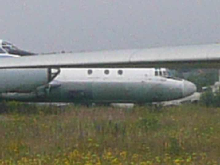 Fifty year old Ilyushin Il-18 airliners are still in service today