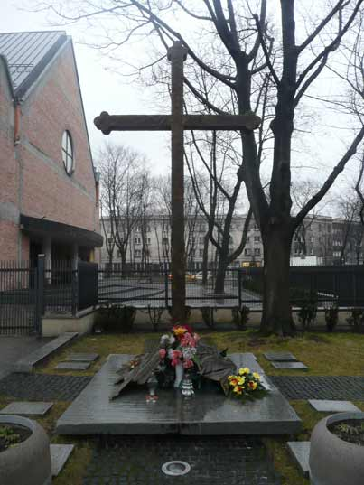 Citizens of Nowa Huta tried to raise a cross on many occasions that was then removed by the Government
