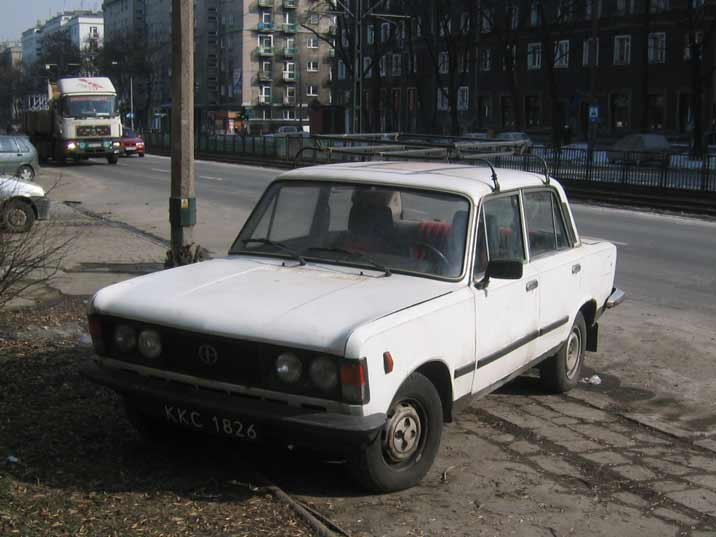 The Polski Fiat 125p is a licence build Fiat 125 produced by the Polish FSO factory between 1967 and 1991