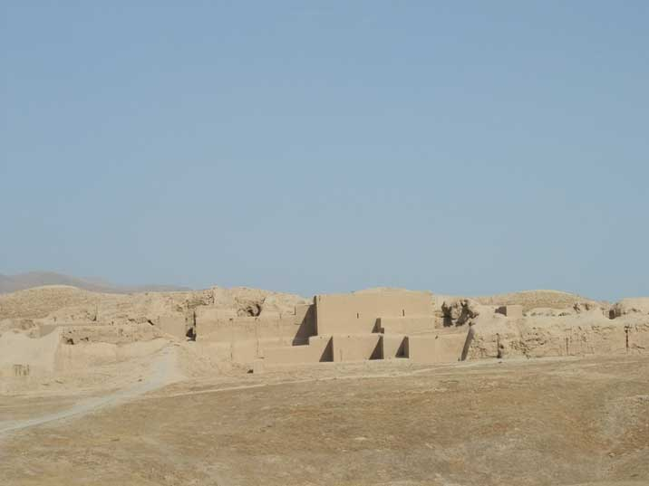 The Parthian fortress of Nisa is a UNESCO World Heritage side