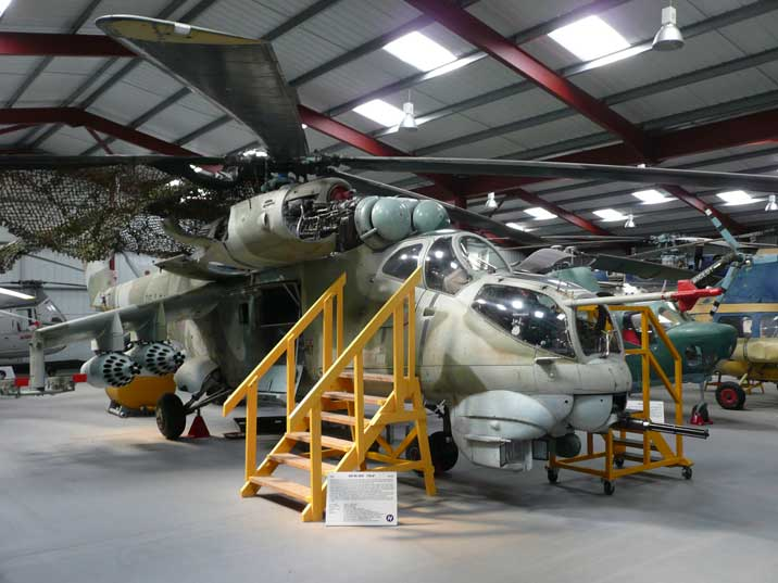 Uk Helicopter Museum