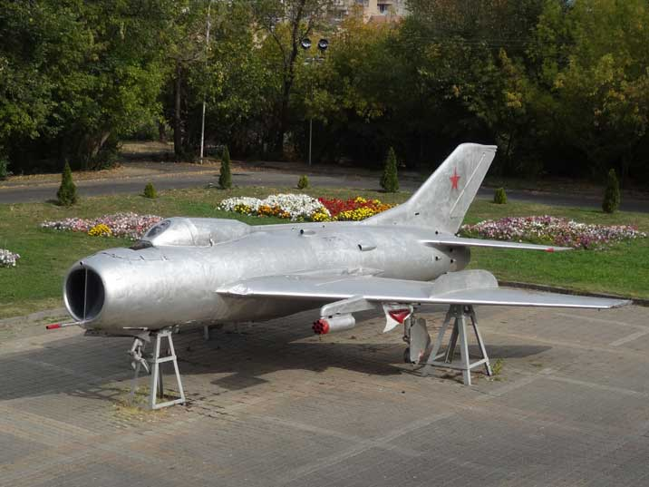 The Mikoyan Gurevich MiG-19 was the first Soviet production aircraft capable of supersonic speeds in level flight