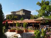The outdoor cafes around Freedom Square near the Opera are a great place to eat and drink when in Yerevan
