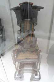Soviet KK-2 Ejection Seat dating to the mid 1950s and used in the MiG-17 fighter