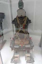 Soviet SK-1 Ejection Seat found in various MiG-21 models, most notable the MiG-21