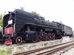 The QJ is the principal heavy freight steam locomotive used by China Railways until they were replaced by the Diesel locomotives in the 1990s